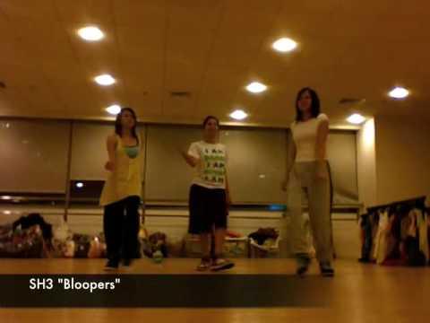 "SH3 ""Bloopers"""