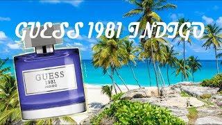 Guess 1981 Indigo Review - Carribean Fruit Basket