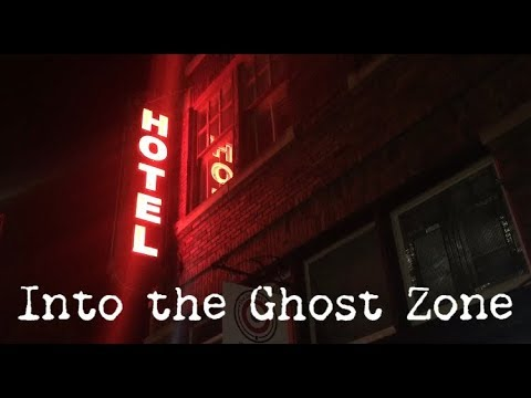 Haunted Waxahachie Texas Hotel (The Rogers Hotel)