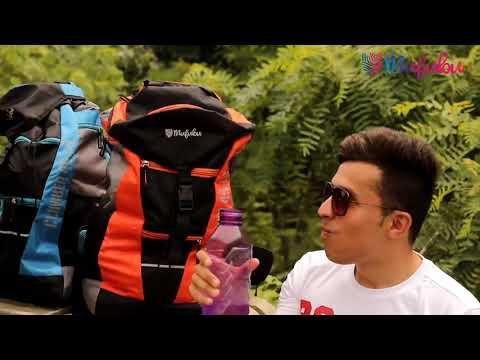 Mufubu Climber Backpack