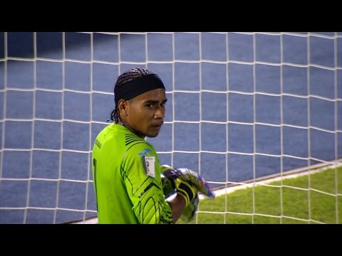 Amazing Goalkeeper Night - Justo Lorente saves Nicaragua vs. Jamaica