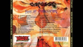 Earache Records: Carcass - Reek of Putrefaction [UK] [1988] [FLAC] (Full Album)