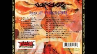 Earache Records: Carcass - Reek of Putrefaction [UK] [1988] [FLAC] (Full Album)