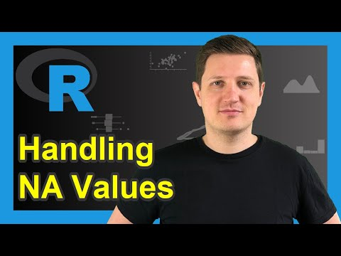 Handling NA in R | is.na, na.omit & na.rm Functions for Missing Values