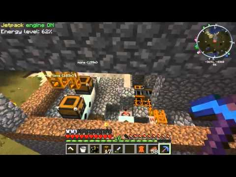 [ FTB ][S06E03][ Repherera server ][ MindCrack ] w/TLV - Engine energy crystals. Iridium plates