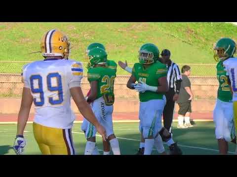 "Kaimuki Bulldogs 2018 OIA D2 Championship Playoff ""vs"" Kaiser Cougars"