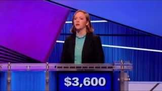 Jeopardy 2/7/13: Triple 0 score