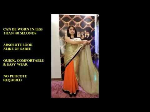 Magic Saree HD Video