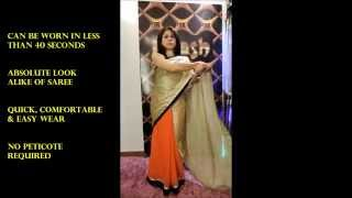 Magic Saree HD Video