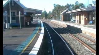 Maitland to Broadmeadow Part 1
