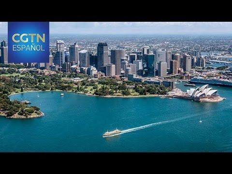 El primer ministro chino, Li Keqiang, comienza su visita oficial a Australia