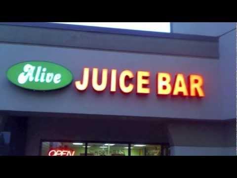 Fresh Juice, Smoothies, Health Food | Shoreline, Mountlake Terrace | Alive Juice Bar