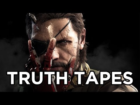 [SPOILERS] Metal Gear Solid V - Truth Tapes