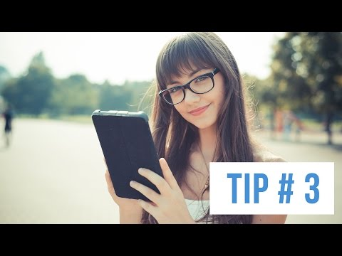 Tip # 3: Protect your eyes as you would protect your skin