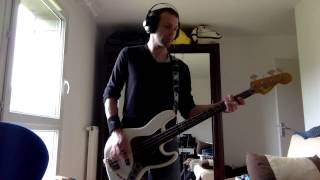Angels and Airwaves - Everything's magic Bass Cover