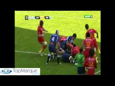 Daniel Leo Rugby 2013