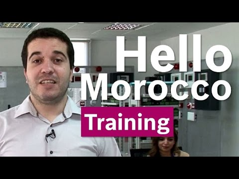 Bosch Security Systems TRAINING center in Casablanca | Hello Morocco