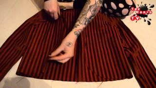 How to sew a blazer/jacket