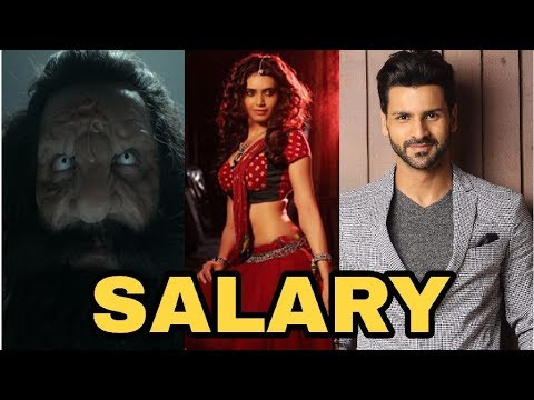 SALARY  Real Salary Of Qayamat Ki Raat (Cast) Actors And Actresses Karishma Tanna,Vivek Dahiya