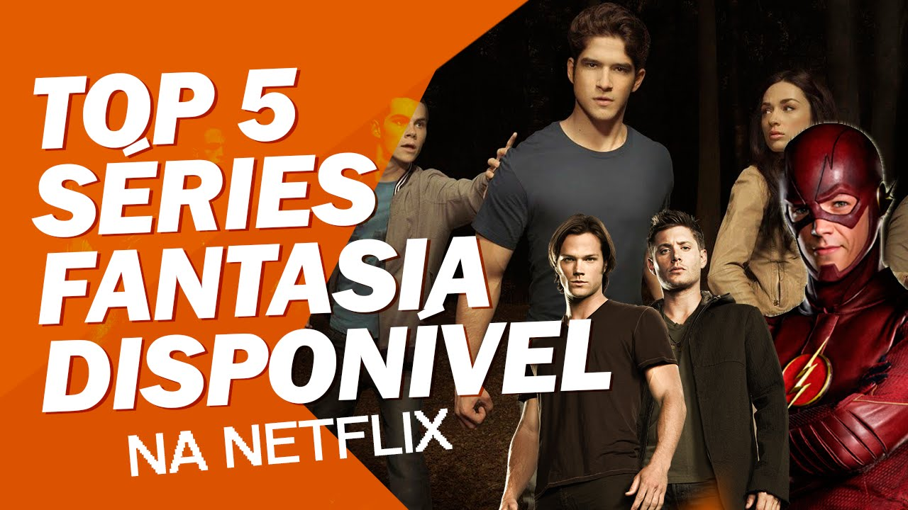 top 5 s ries de fantasia da netflix youtube. Black Bedroom Furniture Sets. Home Design Ideas