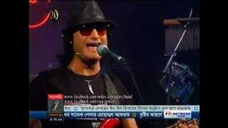 MILES - Chad Tara Shurjo _live on Maasranga Television