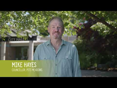Councillor Hayes is Pitt Meadows Proud™