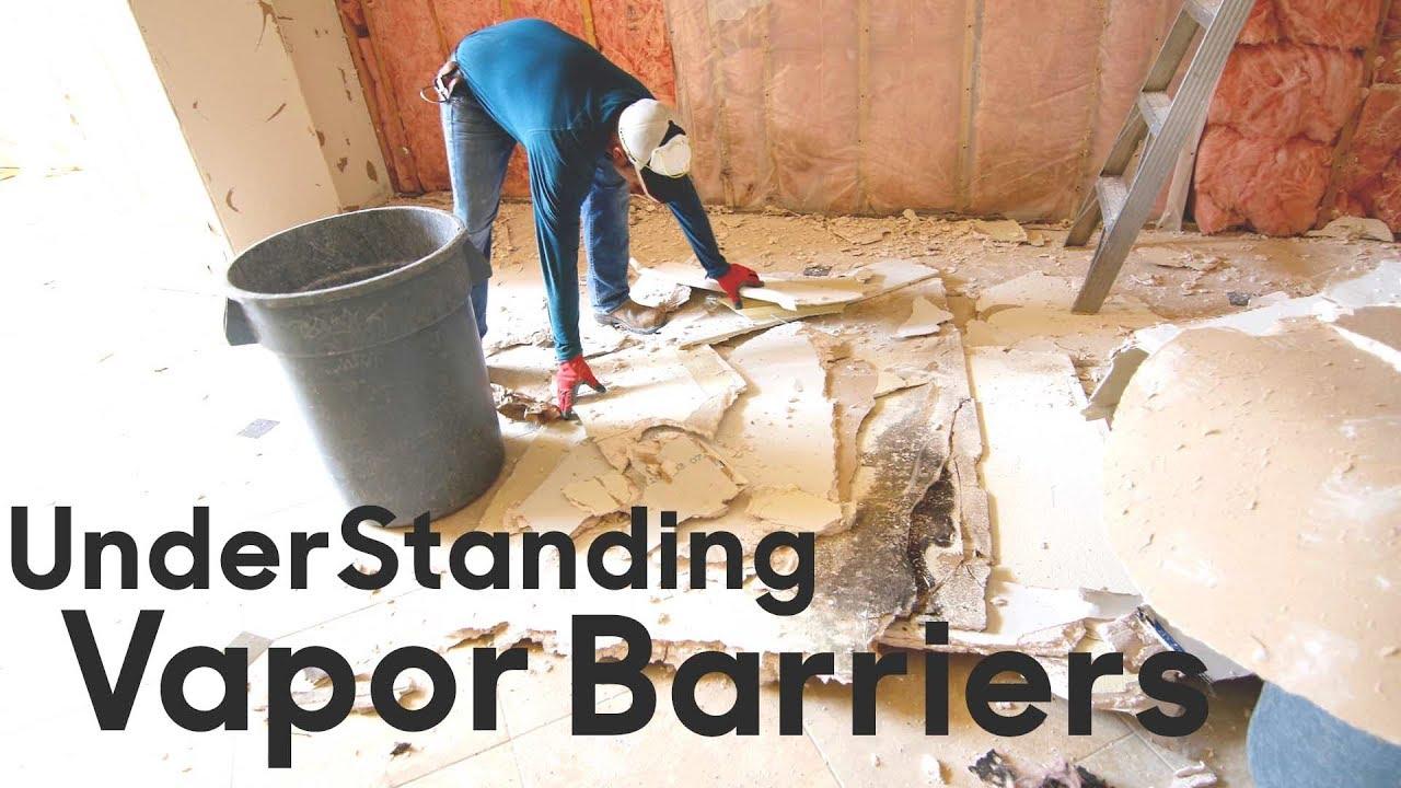 Vapor Barrier For Unfaced Insulation