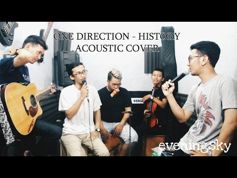 One Direction - History | Acoustic Cover by Eveningsky