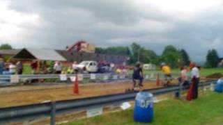 Motorized Bar Stool Races - Part Ii