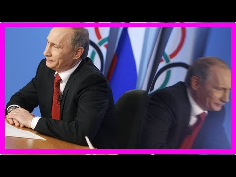 You want to hurt putin? Ban Russia from international sports events - HOT NEWS TNC