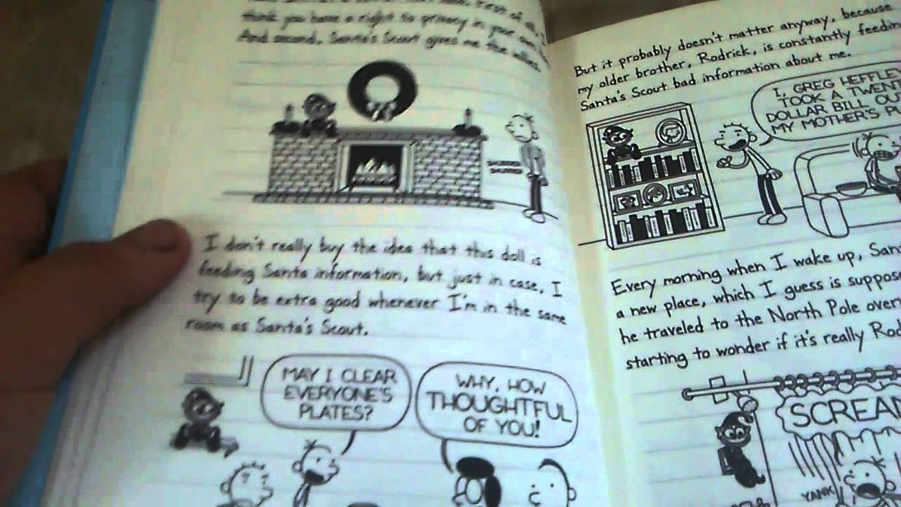 diary of a wimpy kid pdf cabin fever