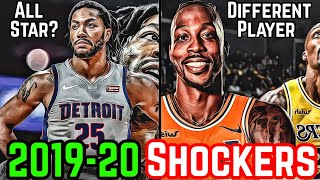 The 10 WILDEST NBA Storylines Early In 2019-20