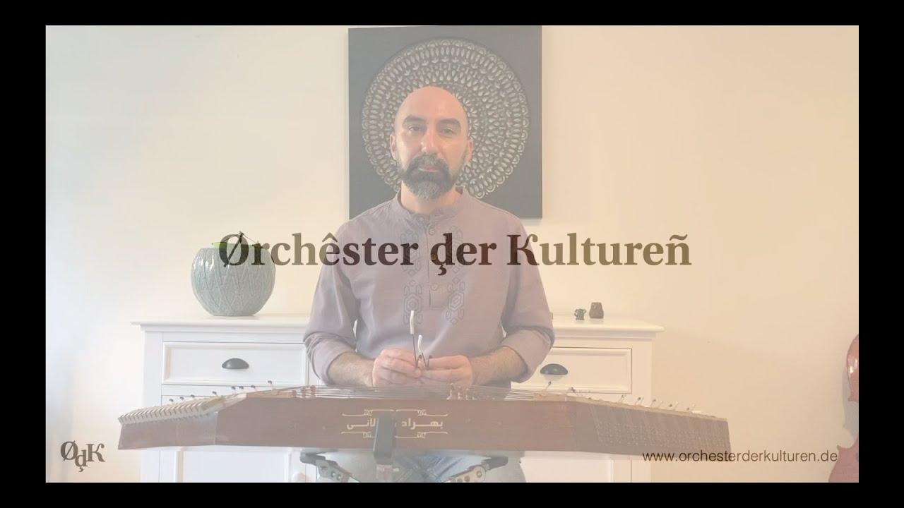 Orchester der Kulturen - Kioomars Musayyebi