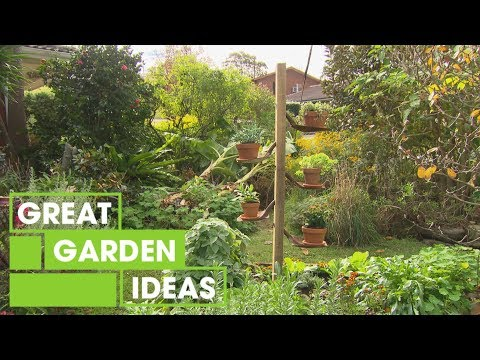 Upcycling Old Tools for the Garden | Gardening | Great Home Ideas