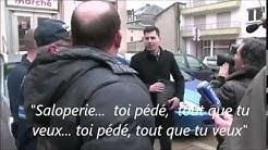 Le Pen et le FN Hayange une aversion envers les 'pédé' ?