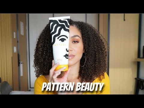 FINALLY showing my Wash Day Routine + using Pattern Beauty | Natural Hair | Lyasia in the City