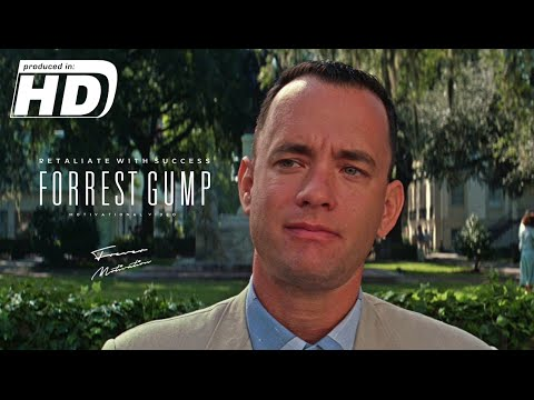 Forrest Gump – Retaliate With Success – Motivational Video | HD