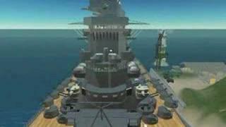 セカンドライフ 戦艦大和の動画.