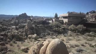 The Magical Casa De Cielo in Yucca Valley, California