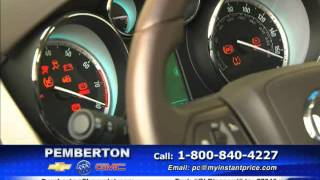 Ponca City, Oklahoma. Pemberton Chevrolet Buick GMC TV Show