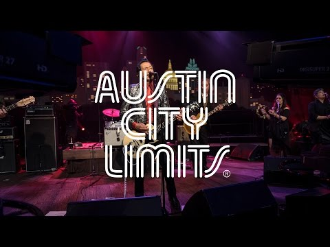 "Alejandro Escovedo on Austin City Limits ""Heartbeat Smile"""
