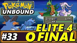 Pokémon Unbound (Detonado - Parte 33) -  ELITE 4: Anabelle & Penny!