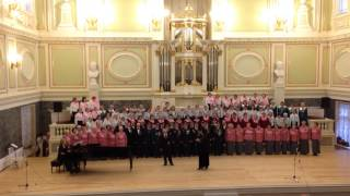 К 70-летию Победы Городской концерт хоровых коллективов ветеранов войны труда