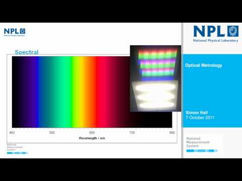 Optical Metrology
