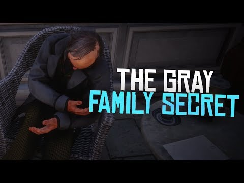 The Gray Family Secret - Red Dead Redemption 2