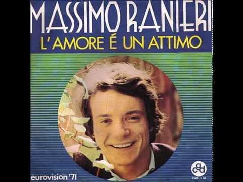 1971 Massimo Ranieri - Pour Un Instant D'amour