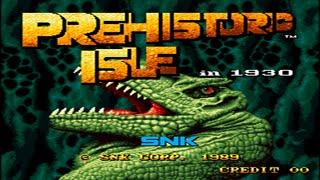 PREHISTORIC ISLE IN 1930 (Arcade/SNK Playmore/1989)