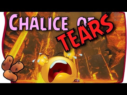 Guild Wars 2 - The Chalice of Tears | BRUTAL Rising Flames Jumping Puzzle!