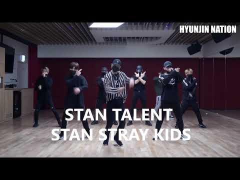 "Stray Kids ""뱅뱅뱅(bang Bang Bang)"" Dance Practice But They All High Or Something"