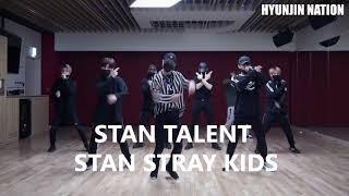 "Baixar stray kids ""뱅뱅뱅(bang bang bang)"" dance practice but they all high or something"